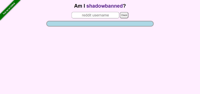 How to check if you are shadowbanned on Reddit