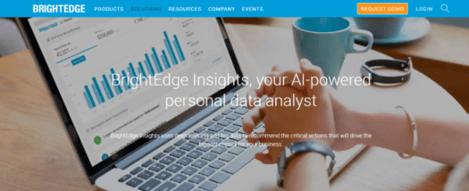 How to write ad copy using BrightEdges AI powered keyword intent tool