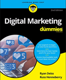 best marketing books - digital marketing for dummies