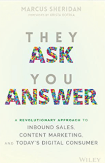 best marketing books - they ask you answer
