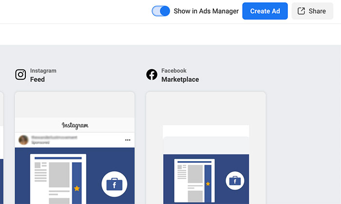 How to Use Facebook Creative Hub - Publish Your Ad