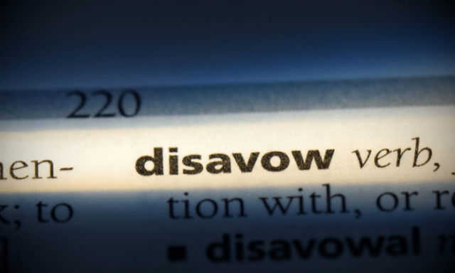 How to Use Google's Disavow Tool For Better Rankings