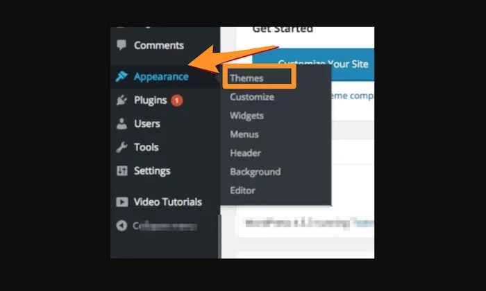 WordPress change theme for How to Make Money Blogging