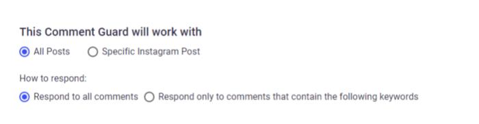 automate instagram comment responder