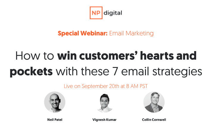 How to Win Customers' Hearts and Pockets with These 7 Email Strategies