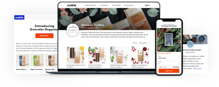 Top Niche Marketplaces B2B  - Mable