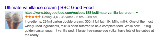 Rich snippets are an excellent way to increase your organic CTR.