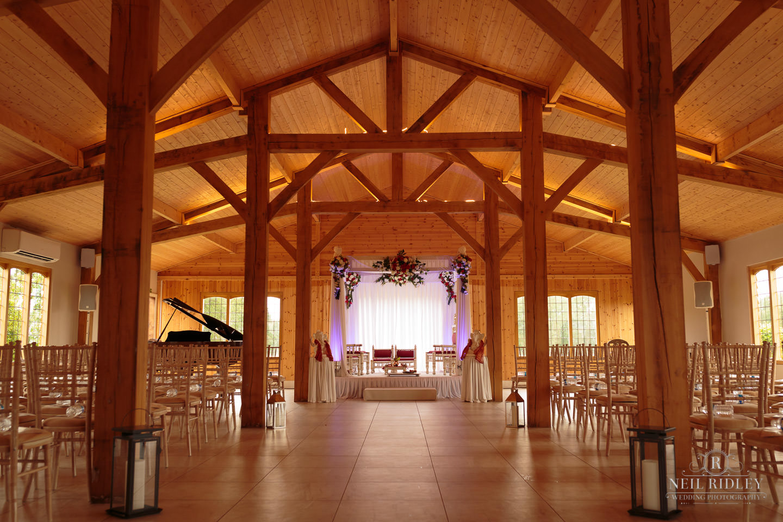 Merrydale Manor Wedding Photographer - Ceremony Room