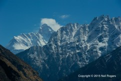 The mighty Nanda Devi