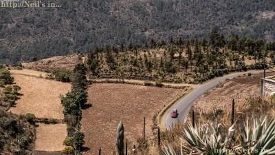 The view from Mirador de Juan Dieguez Olaverri