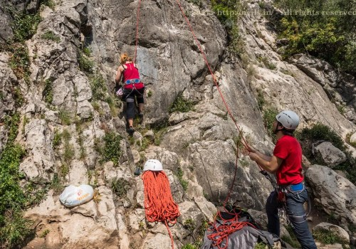 Subirats Climbing