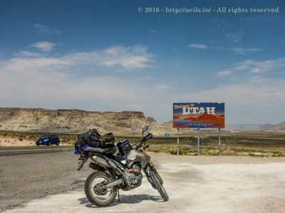 Page onto Moab
