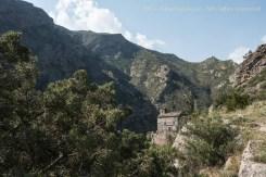 View of the Ermita de la Mare de Déu d'Arboló