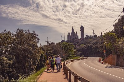 Hike to Tibidabo with Teaching Folk