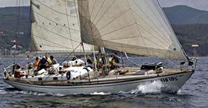 Swan 55 sister ship