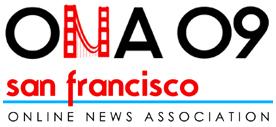 ONA 2009 conference logo