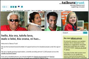 Taikura Trust front page 2011