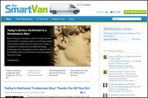The Smart Van field service news portal