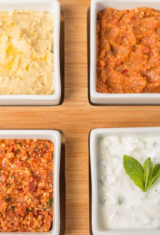 This low fat hummus dip has all the familiar Mediterranean flavours you would expect from the classic dip, except that it's lower calorie and lower fat than the original. Reduced oil and reduced salt make it a much healthier recipe overall, but still perfect for sharing.