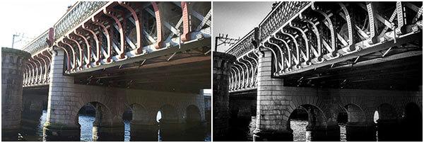 2nd Caledonian Bridge Side On