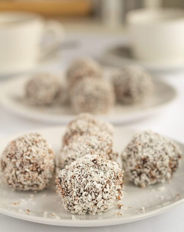 These chocolate cranberry truffles are vegan, paleo and gluten free. This is a fun Christmas bake with a secret ingredient and as each truffle comes in at only 184 calories, one you can still enjoy even if you're watching your waistline!