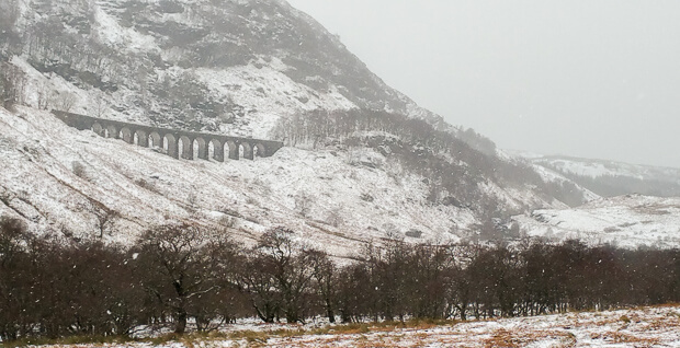 Glen Ogle Viaduct View