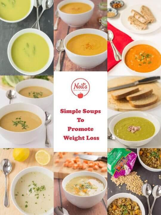 Free Simple Soups eCookbook
