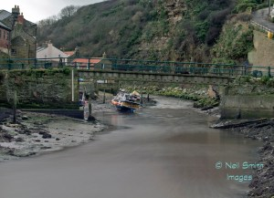Staithes, North Yorkshire 27th January 2018