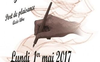 Affiche journée écrivains 2017b