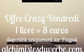 Black Friday ou Crazy Vendredi 2018