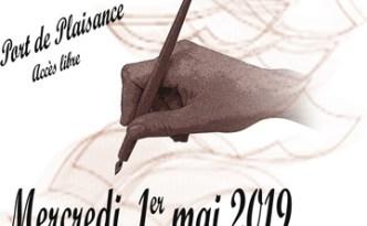Salon du livre Jard sur mer 2019