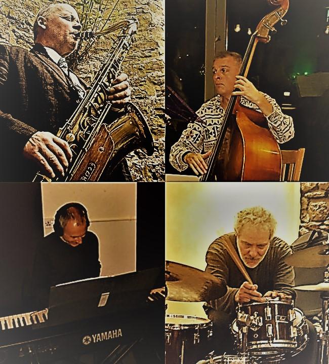 Jam Zeke: Neil Todd Quartet At The Lamb Inn Sandford