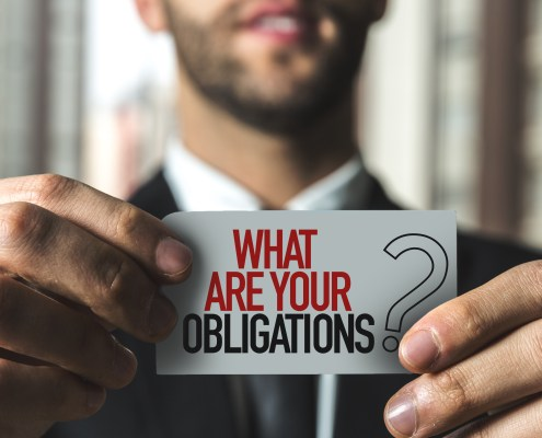 what is your moral obligation?