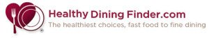 Healthy Dining Finder logo