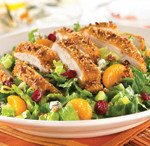 TGI Friday's Pecan Crusted Chicken Salad blog