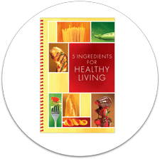 5 Ingredients for Healthy Living-ChereBork