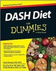 DASH Diet for Dummies - book cover