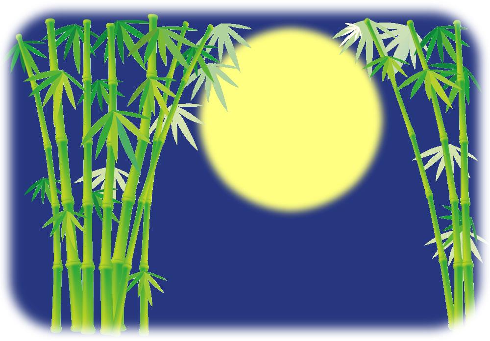 十五夜にお月見をする意味と由来なぜ中秋の名月や芋の名月と呼ぶの?