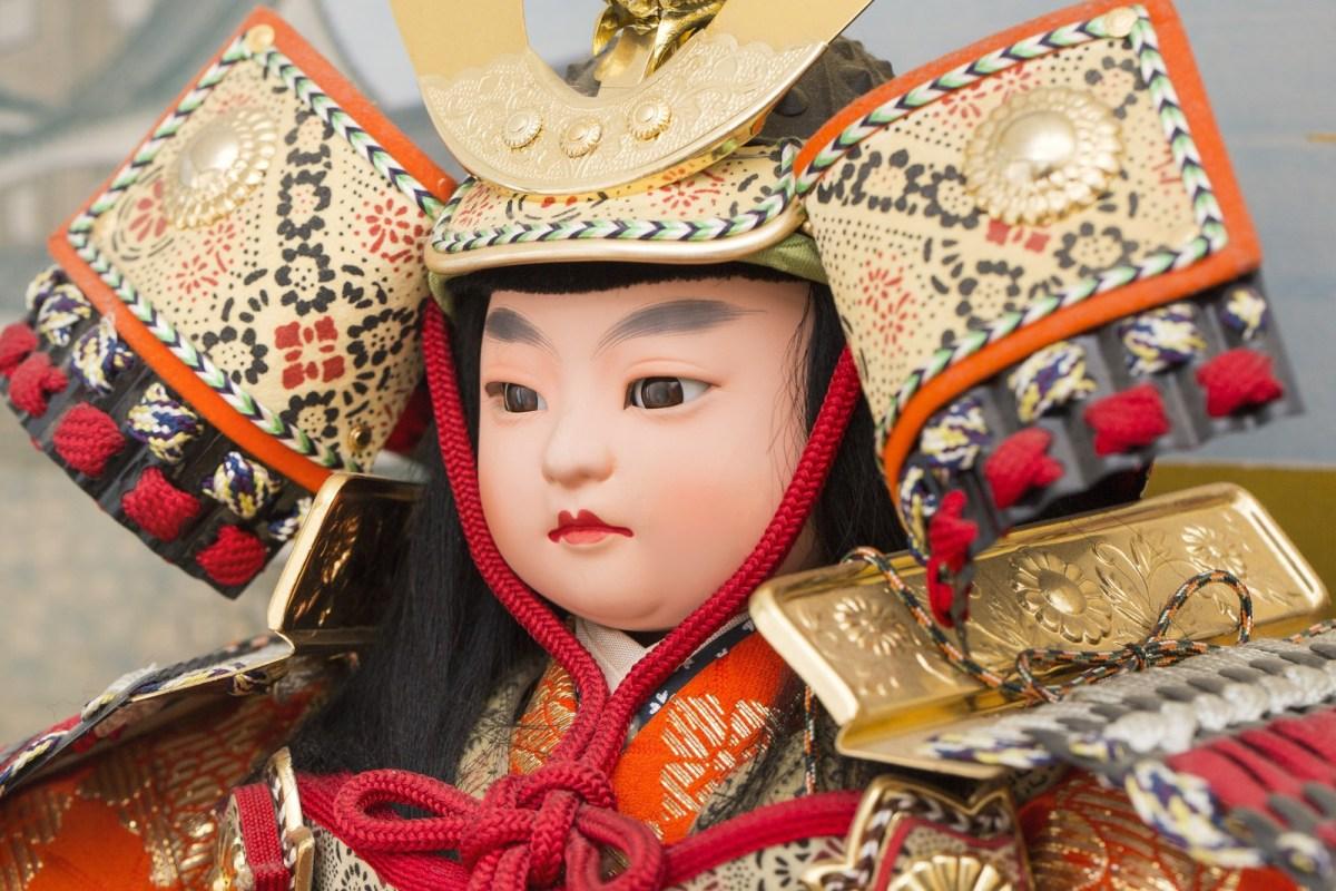 端午の節句の五月人形や兜はいつから飾る?出す日の注意としまう時期