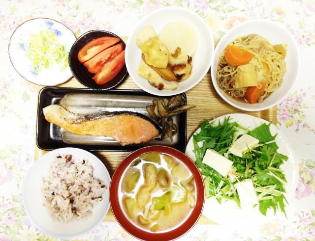 和食「まごわやさしい」の意味を教えて!7種の食べ物の効果とメリット