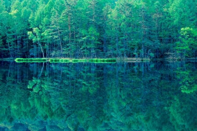 池と沼と湖の違いとは?明確な区分や定義はあるの?