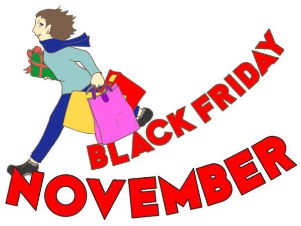 アメリカの感謝祭の翌日ブラックフライデーとはどんな意味?日本では?