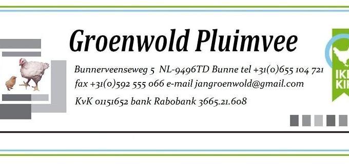 Groenwold Pluimvee en Weegbrug