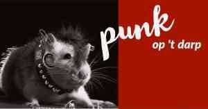 "Kaartverkoop toneelvoorstelling ""Punk in't darp"". @ Hardenstee | Bunne | Drenthe | Nederland"