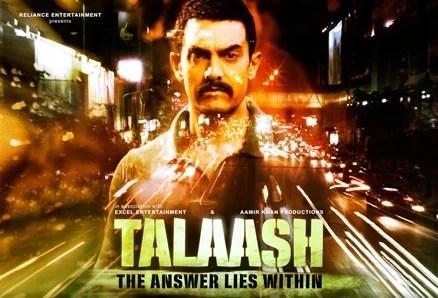 Talaash Ne Izledik