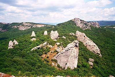 Кибен-Кая, гора Мачук