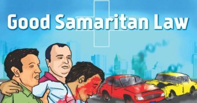 good samaritan policy