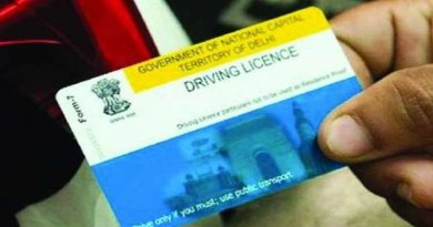 permanent driving license