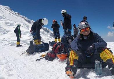 पिथौरागढ़ की लड़की ने Mount Kanchenjunga पर पहुँच किया दुनिया में नाम