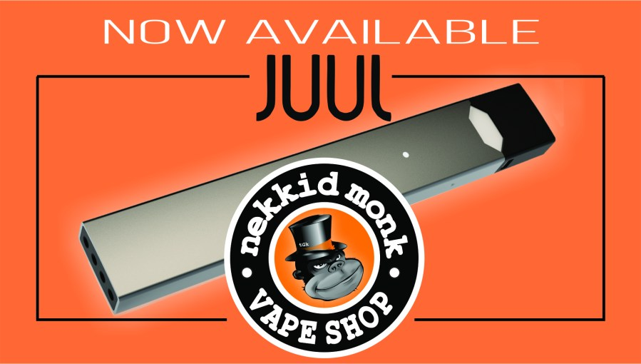 JUUL-Now-available-at-nekkid-monk JUUL - Now Available at Nekkid Monk!